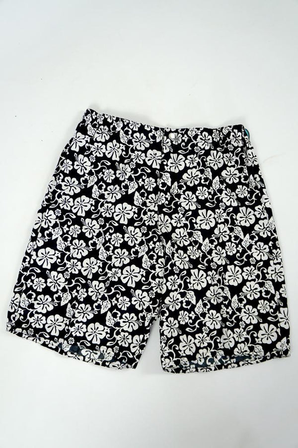 "Plus Size Short ""Suva"" Print"