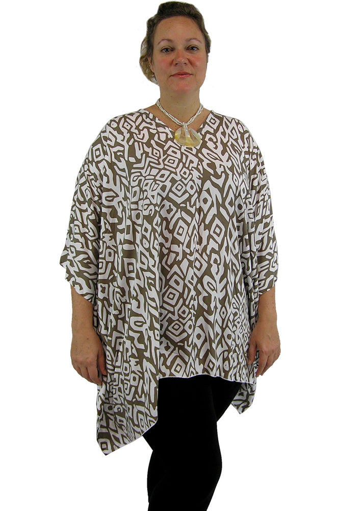 Short Tunic Asmat