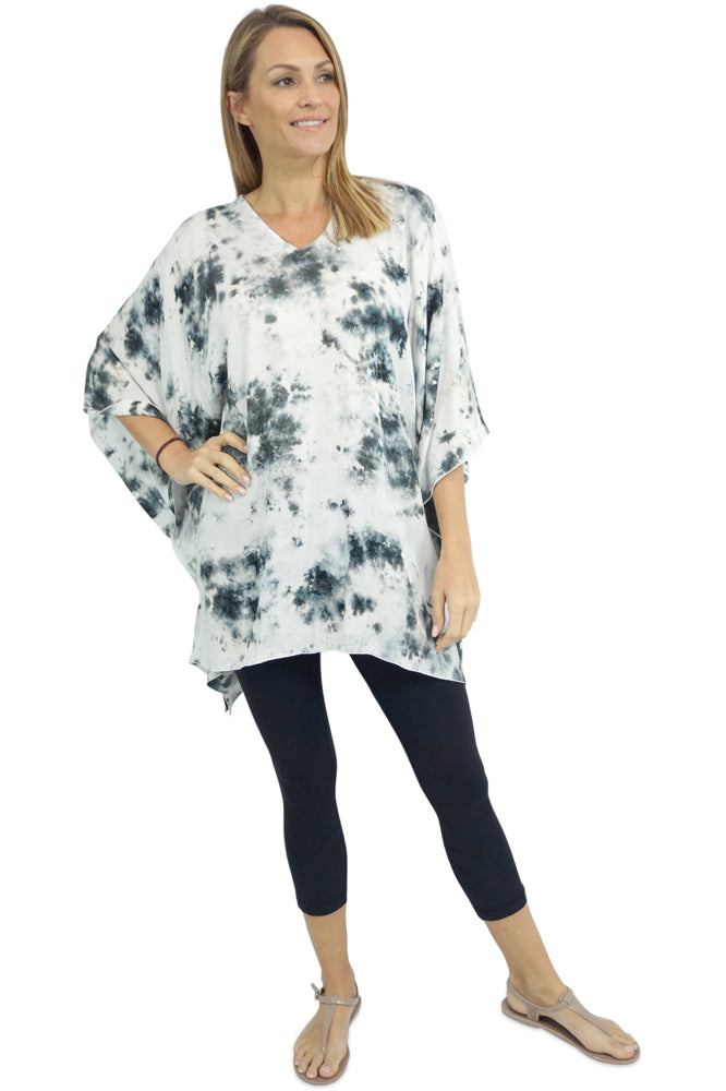 "Short Tunic ""Clouds"""