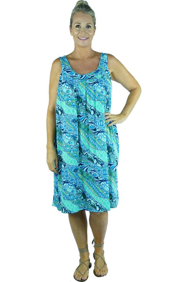 "Tahiti Dress ""Curves"""