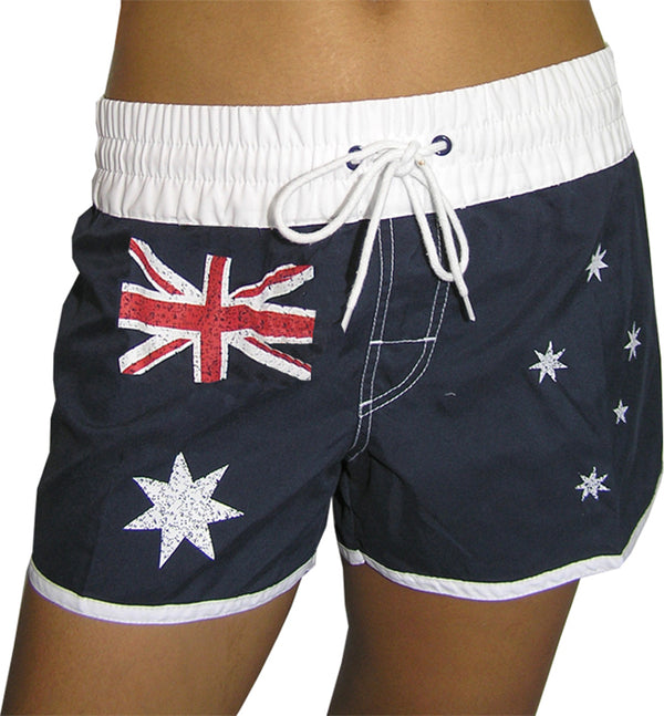 """Aussie"" bubble Shorts"