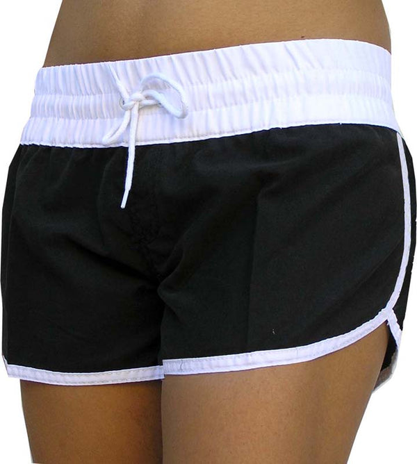 """Plain"" bubble Shorts"