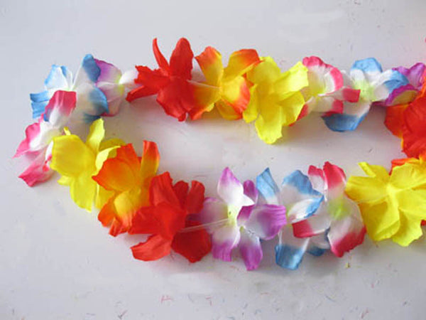 Flower Leis Multi Colours