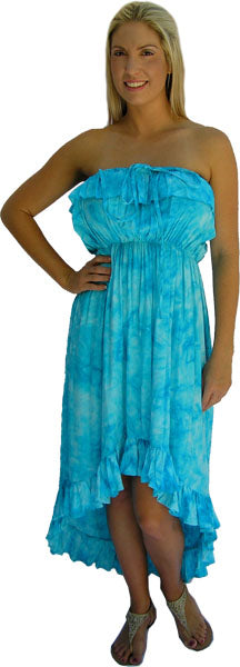 "Youth Melody Dress ""Tie Dye"""