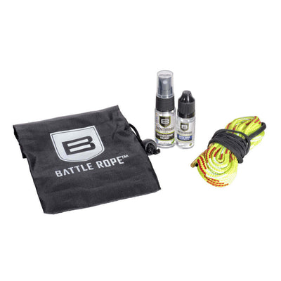 "Battle Rope Kit with ""Mini Size"" Bottles and Bag – .30 / .308 cal / 7.62mm (Rifle) - Lynx Firearms and Ammunition 