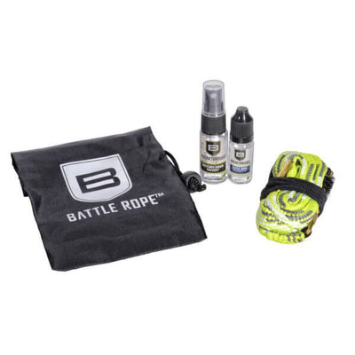 "Battle Rope Kit with ""Mini Size"" Bottles and Bag – .40 cal / 10mm (Pistol) - Lynx Firearms and Ammunition 