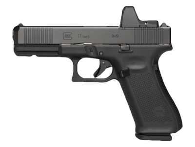 Glock 17 MOS Gen. 5 FS - Lynx Firearms and Ammunition | Since 2001 - Philippines