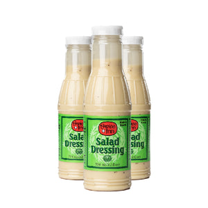 Find bottles of Swiss Inn Dressing - Original Savory Vinaigrette in the chilled produce section at listed locations.