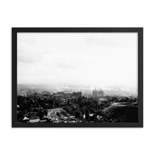Load image into Gallery viewer, Framed poster - Salt Lake City panoramic view, 1908.