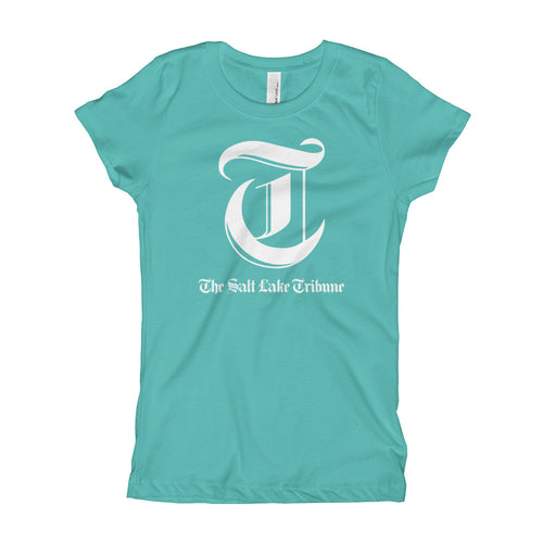 Girl's logo shirt