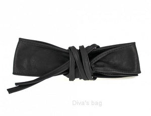 Sash Belt Black New