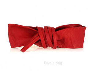 Sash Belt Red New