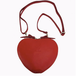 Cuore Pink Shoulder Bag
