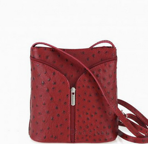 Donna Rosso Crossbody Bag