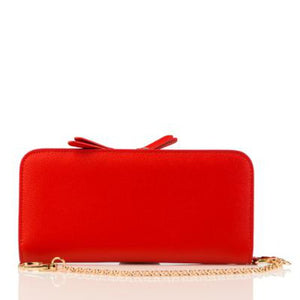 Bella Red Wallet