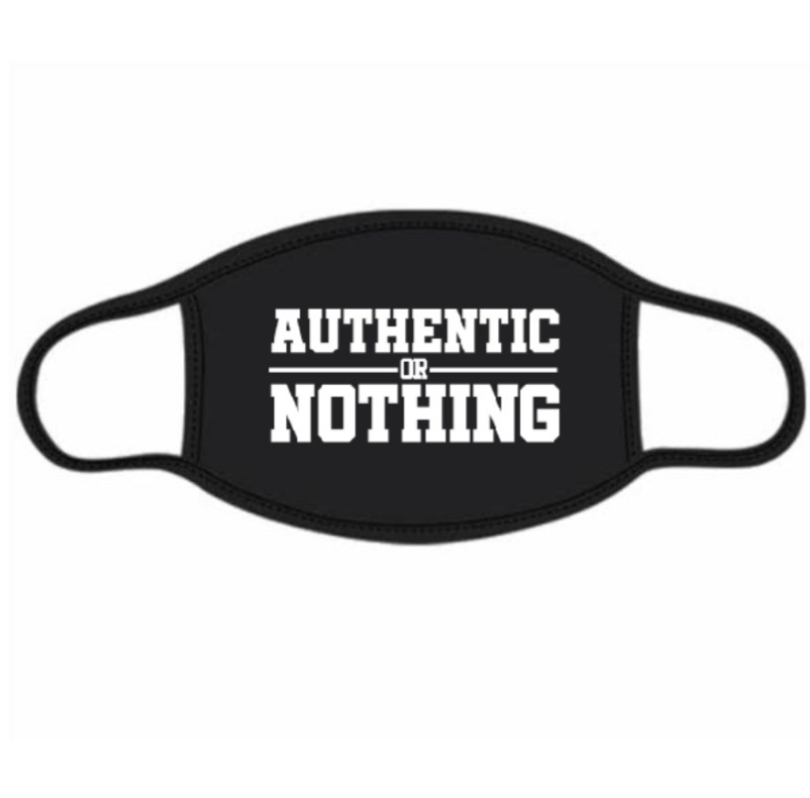 Authentic Empire Face Mask