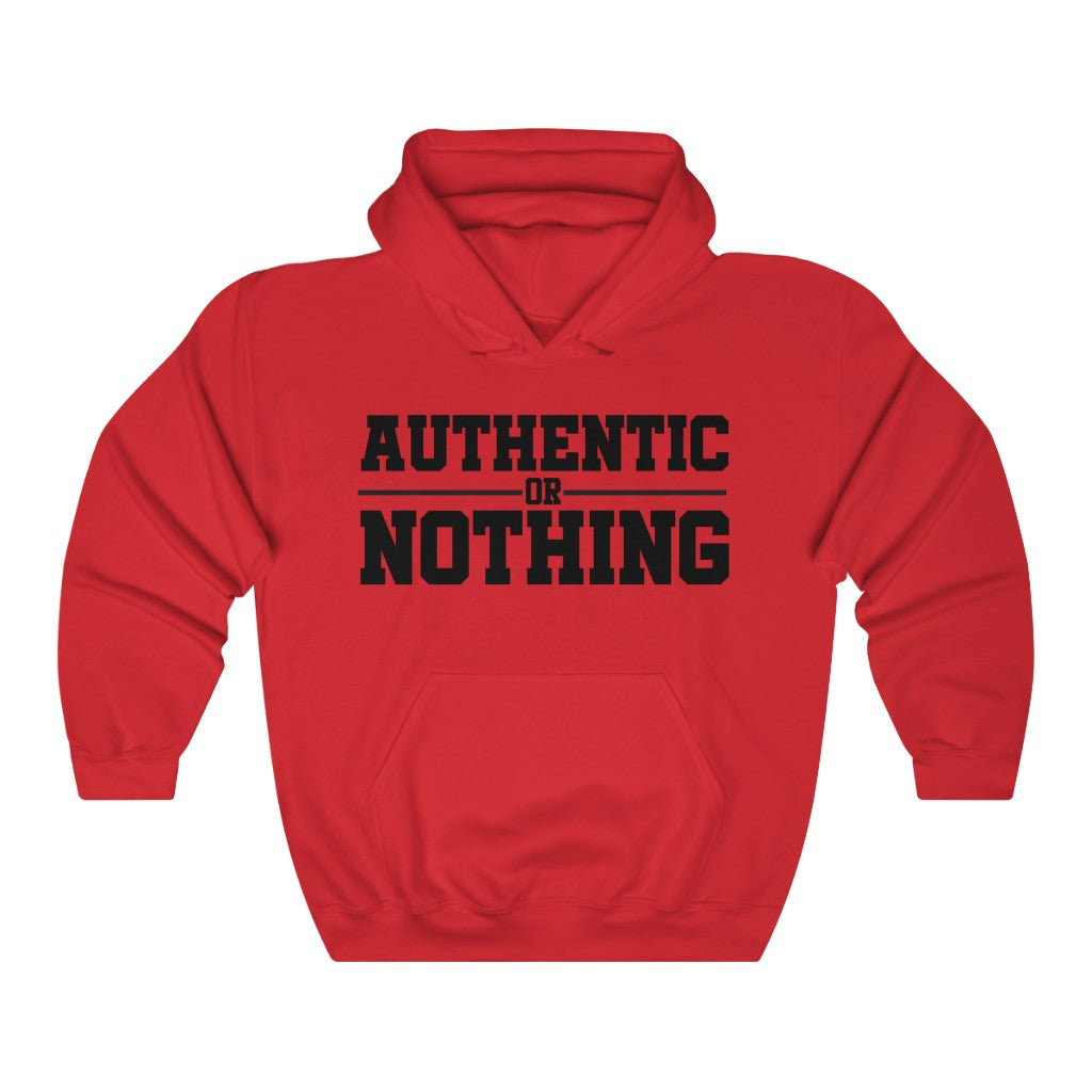 Authentic or Nothing Essentials Hoodie
