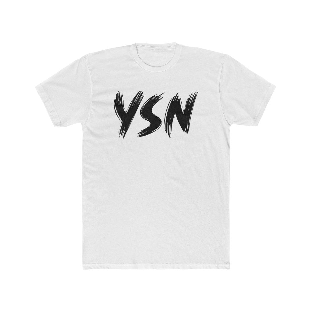 Official YSN Tee - White