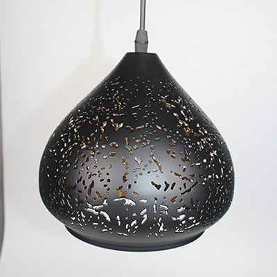 Porous- Vintage Pendant Light