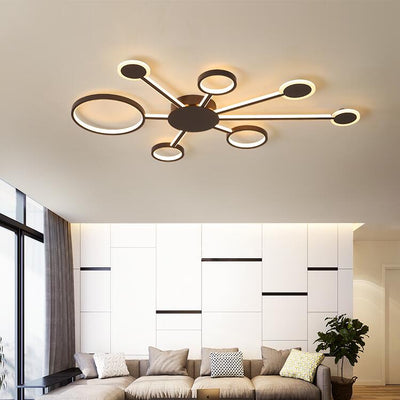 Halo- Ceiling  Lamp