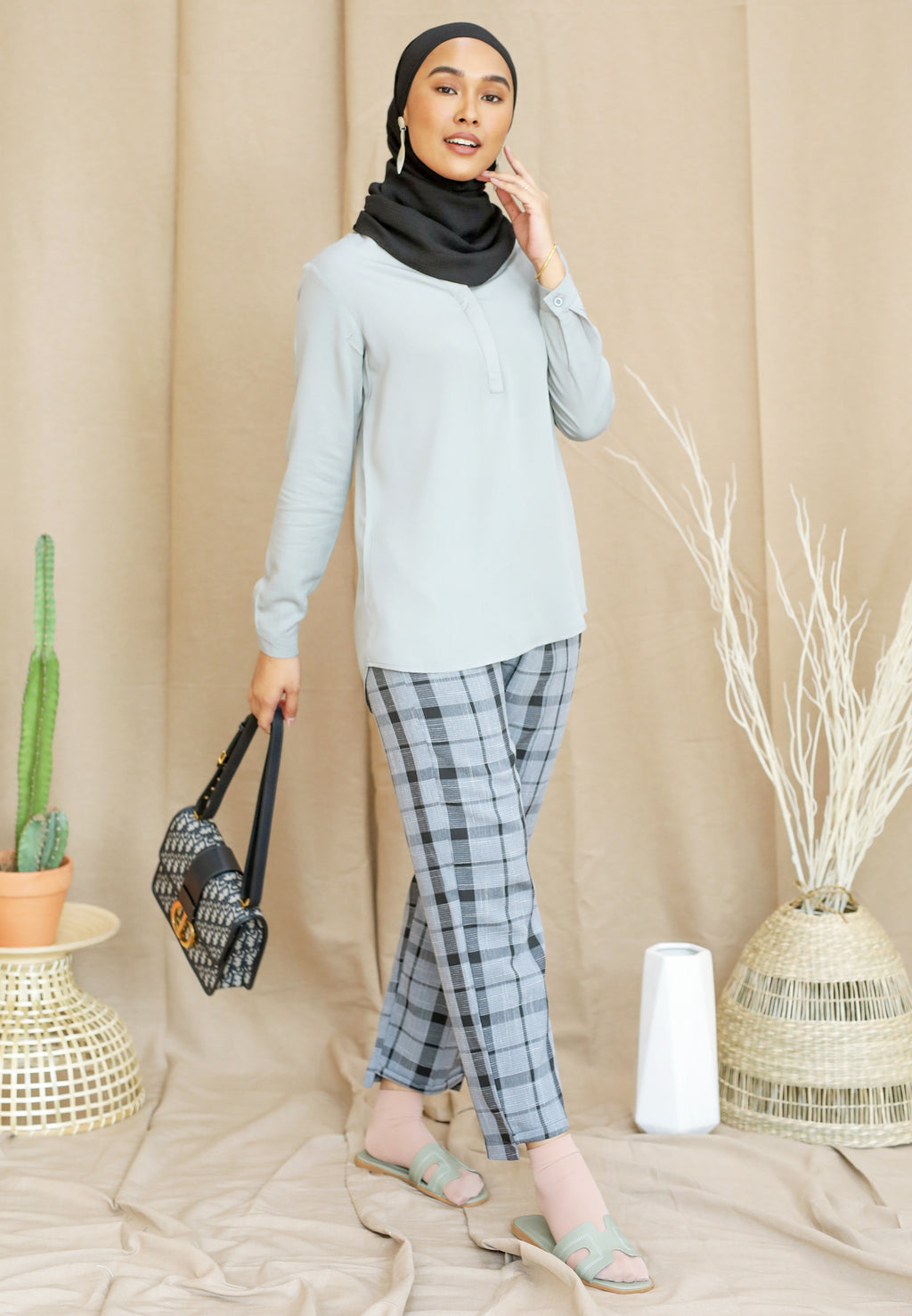 Wafaa Basic Top