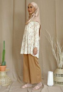 Amnaa Doll Top (Nude Brown)