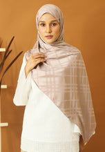 Load image into Gallery viewer, Qisma Satin Shawl (Rose Gold)