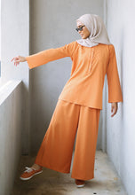 Load image into Gallery viewer, Hanaa Casual Set (Soft Orange)