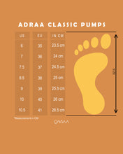 Load image into Gallery viewer, Adraa Classic Pumps (Ash Blue)