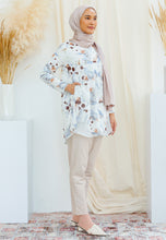 Load image into Gallery viewer, Amnaa Doll Top (Dusty Blue)