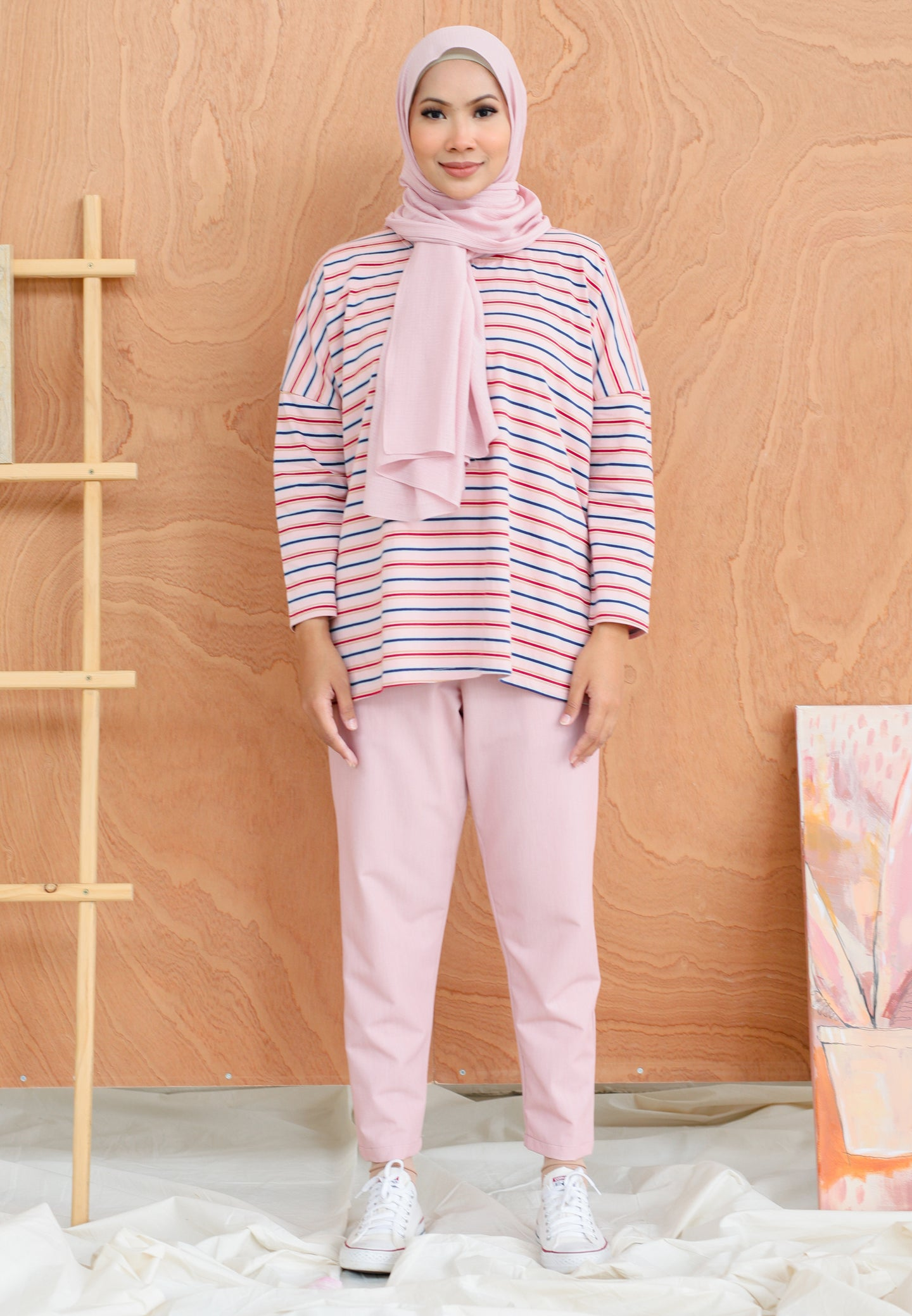 Qaple Women (Soft pink)
