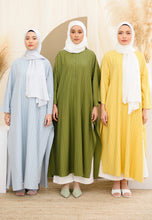Load image into Gallery viewer, Reena Long Tunic (Pastel Blue)
