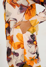 Load image into Gallery viewer, Saleena Flower Top (Mustard)