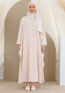 Reena Long Tunic (Powder Pink)
