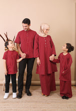 Load image into Gallery viewer, Seroja Kids Boy (Cherry Red)
