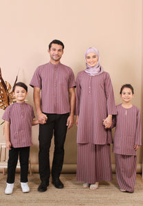 Seroja Men (Wine Purple)