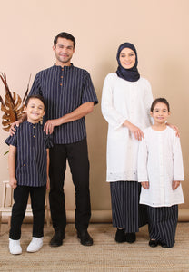 Dahlia Kids Kurong (Dark Blue)