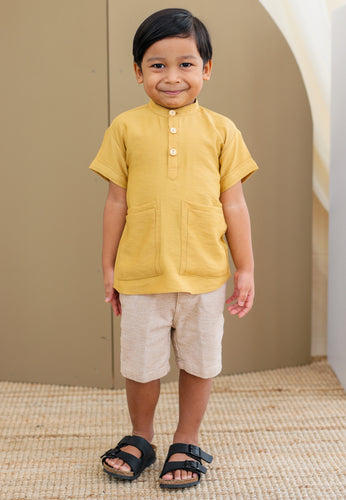 Suria Boy (Yellow Mustard)