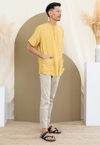 Suria Men (Yellow Mustard)