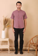 Load image into Gallery viewer, Seroja Men (Wine Purple)