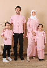 Load image into Gallery viewer, Melur Kids Kurong (Soft Pink)