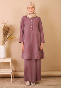 Seroja Kurong (Wine Purple)