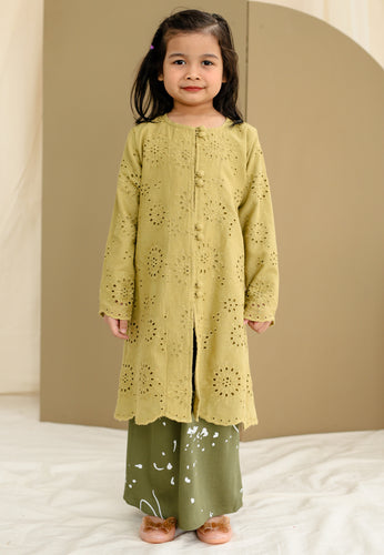 Suria Girl (Lime Green)