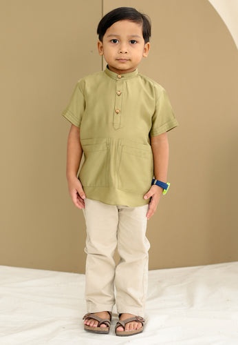 Suria Boy (Lime Green)