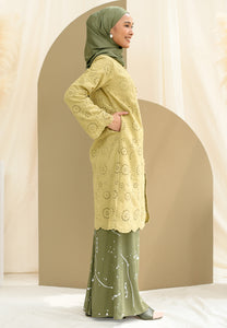 Maaria Pocket Set (Dusty Green)