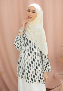 Shurah Baggy Top (Olive Green)