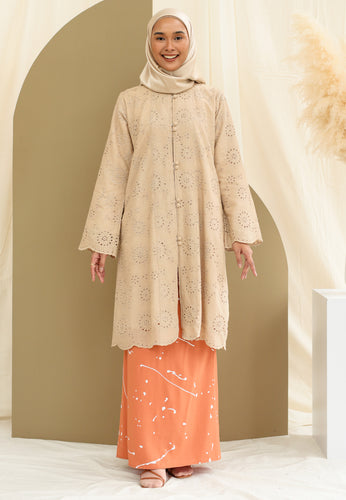 Suria Kurong (Nude Brown)