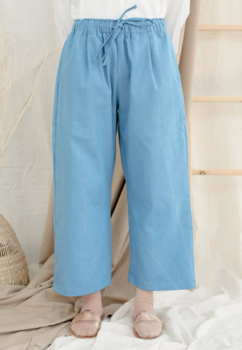 Daleela Relax Jeans (Soft Blue)