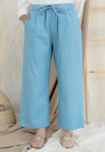 Daleela Relax Jeans (Light Blue)
