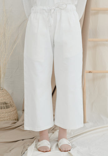 Daleela Relax Jeans (White)